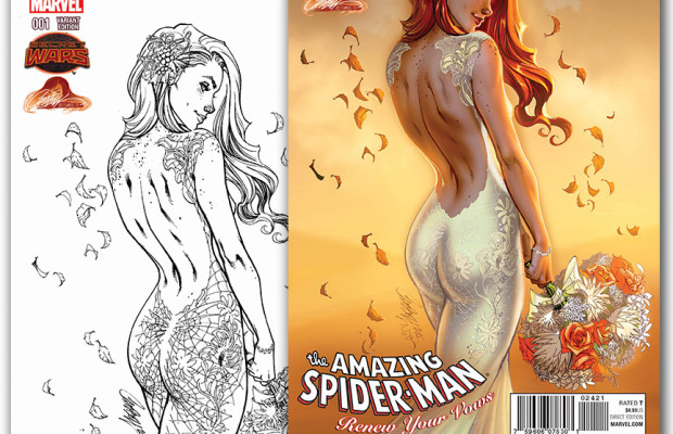 The Amazing Spider-Man Renew Your Vows